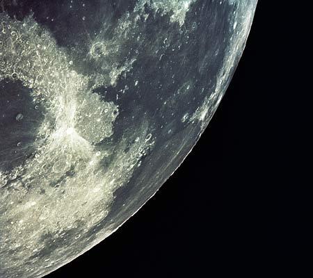 背景资料:我国的绕月探测工程