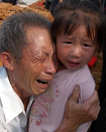 广东兴宁矿难123名矿工遇难抢救工作停止