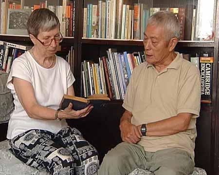 新闻会客厅:一个英国人在上海日军集中营的日子