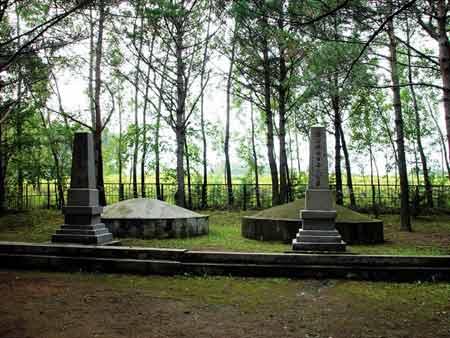 探访黑龙江日本人公墓:30万日百姓因战败自杀