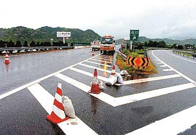 福建高速路上速度不高罚款高安全与效率矛盾