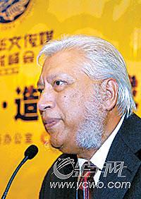 """《国际日报》董事长熊德龙:""""借船出海""""多宣传广东(图)"""