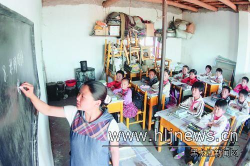 李冬梅:从希望工程走出的乡村教师(组图)