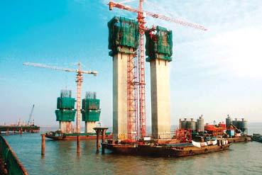 苏通大桥四个世界第一