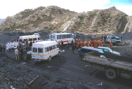 新疆拜城矿难已造成10人死亡4人失踪_新闻中心_新浪网