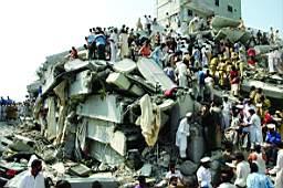 南亚大地震死伤惨重(图)