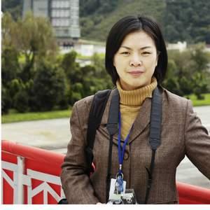 中国航天报记者:飞控中心让人肃然起敬