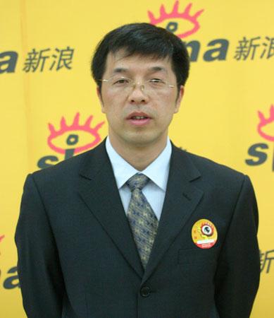 神舟六号飞船副总设计师胡军做客新浪(实录)