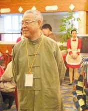 新浪网连线中国作协名誉副主席邓友梅