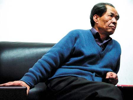 新浪网连线中国作协副主席陕西作协主席陈忠实