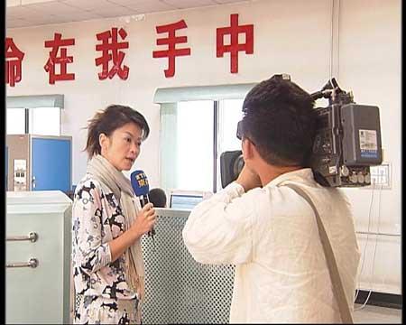 台湾女主播的神舟之旅:专访新闻女王卢秀芳