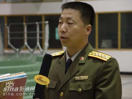 航天英雄杨利伟做客新浪(实录)