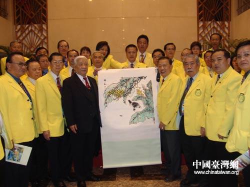 泰国统促会在京座谈台湾光复回归祖国不容质疑