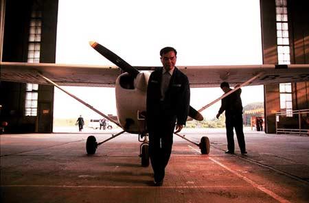 我国首个私人飞行俱乐部成立社会接受程度较低