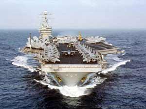 美军前线指挥部逼近台海