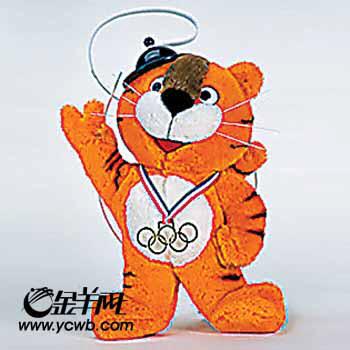 历届夏季奥运会吉祥物