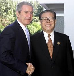 资料:1972年以来的中美高层会晤