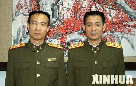 费俊龙聂海胜结束隔离疗养将在全国巡回演讲