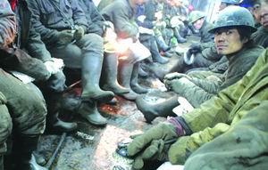 煤矿领导称七台河矿难与矿工素质不高有关