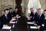 温家宝与法国总理会谈对中法关系提出五点建议