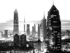 上海房地产淡出支柱产业?