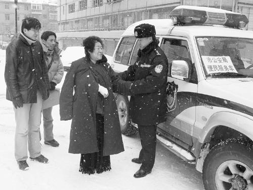 """烟台威海雪灾预警升级""""冷涡""""影响是主要原因"""