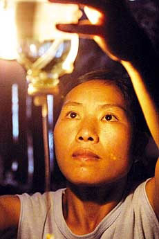CCTV感动中国2005年度人物候选:李春燕