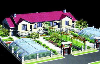 农村住宅将革命性变化(图)