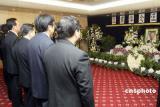 陈云林等代表中台办国台办海协悼念汪道涵(图)