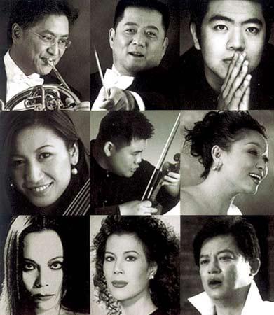 上海国际节日乐团汇集百位华人音乐家(图)