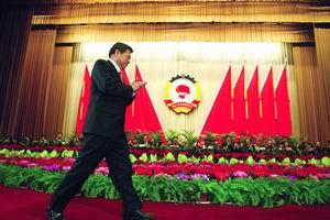 阳安江当选北京市政协主席