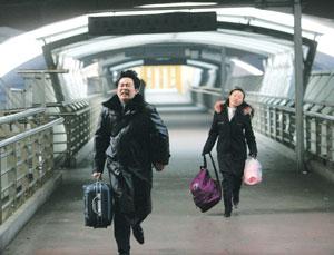 铁路客流后天达最高峰北京往四方向运力紧张