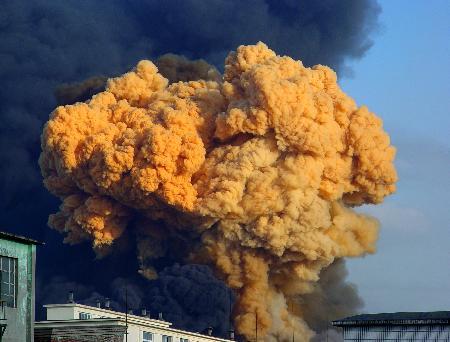 环保总局:正调查吉林爆炸与中石油有关的问题