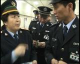 记者乘坐列车记录乘警值班24小时