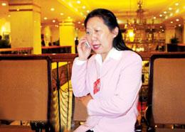 政协委员舒安娜:每天靠责任感调研