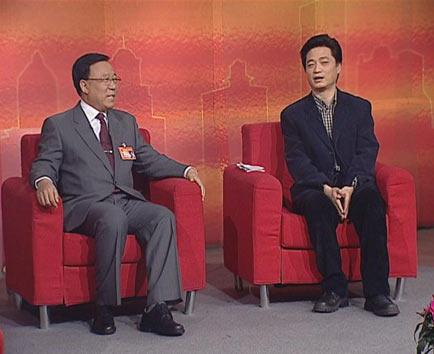 小崔会客:专访甘肃省省长陆浩