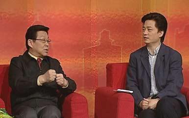 小崔会客:陕西省长陈德铭谈发展制奶业