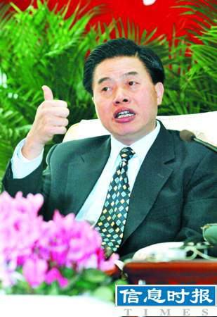 广东省长黄华华称广东经济十一五将赶上台湾