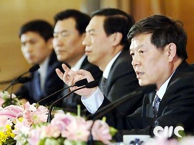 农业部发改委财政部谈新农村建设实录