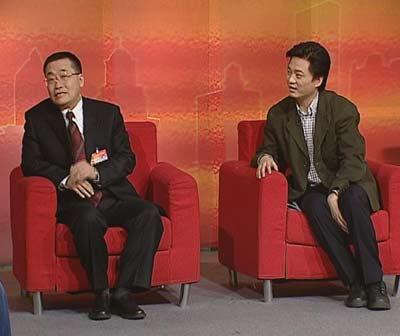 小崔会客:安徽省长王金山谈建设新农村