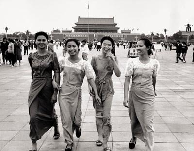 天安门广场断代史:1949与1978年(图)