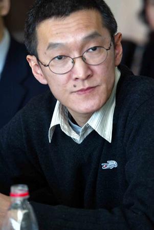 组图:中国科学院研究生院教授康晓光