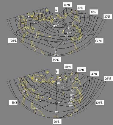 中国沙尘暴主要气候特征(3)