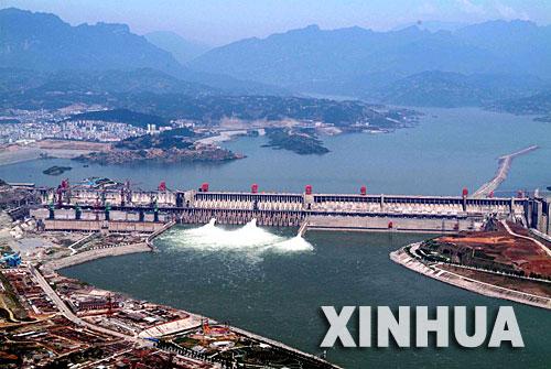百余家海内外媒体报名采访三峡大坝最后浇铸