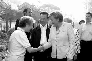 中德细化沪杭磁浮铁路合作