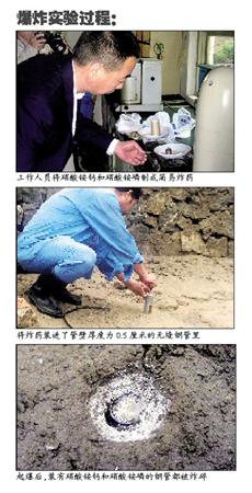 化肥广告引路警方顺藤排雷(组图)