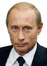 俄罗斯联邦总统普京