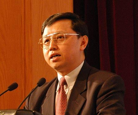 图文:中国人民银行研究局局长唐旭