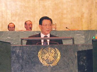 上合组织秘书长:对我影响最大的思想家是孔子