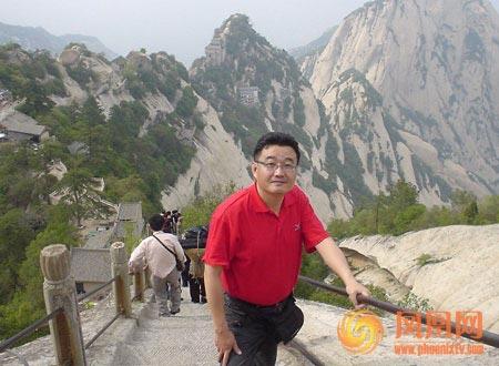 凤凰网联合新浪网特邀陈晓楠8日谈《冷暖人生》